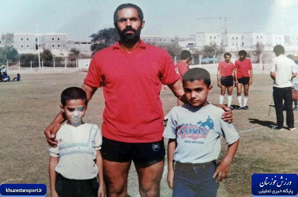 یادی از درگذشتگان ورزش خوزستان در سال 94