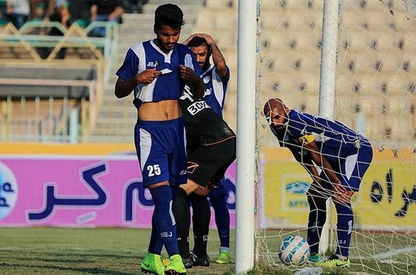 Esteghlal Ahvaz Relegated from Iran Professional League