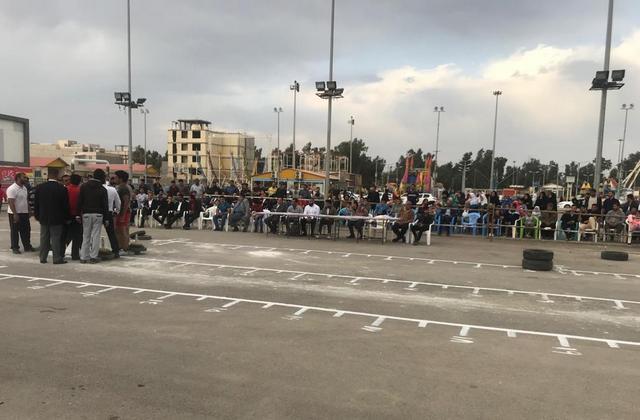 پایان مسابقات قویترین مردان خوزستان