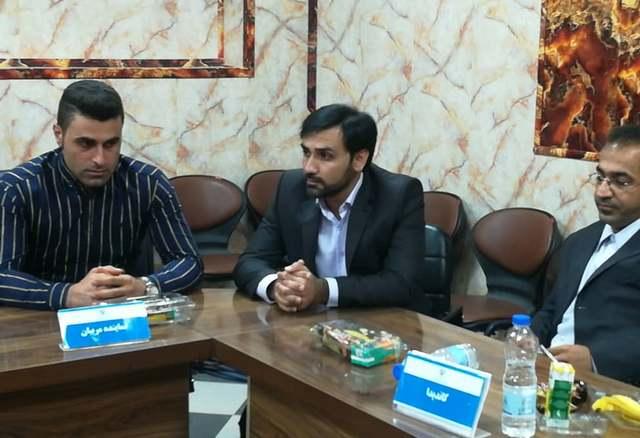 رئیس هیات رزمی خوزستان انتخاب شد