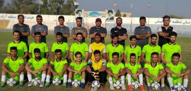 صعود سه تیم خوزستانی در جام حذفی فوتبال